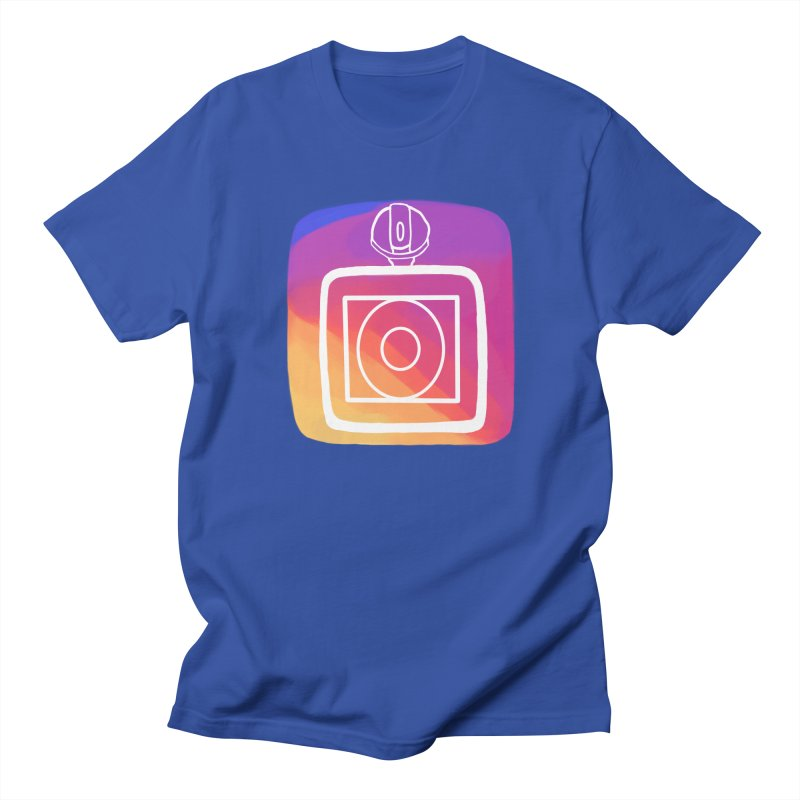 VXstagram Women's Regular Unisex T-Shirt by Sonyvx1000's Artist Shop