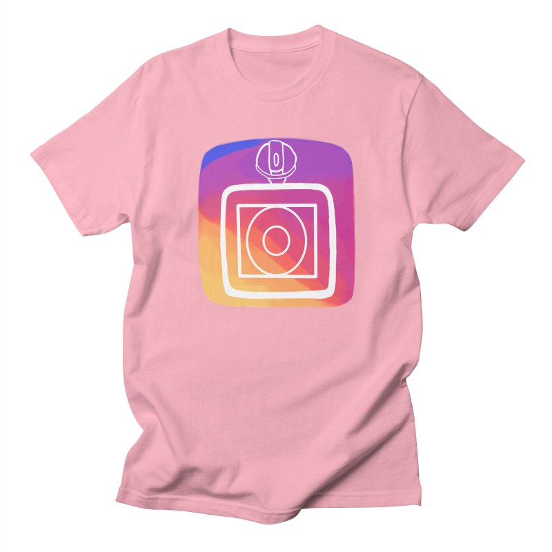 VXstagram Men's Regular T-Shirt by Sonyvx1000's Artist Shop
