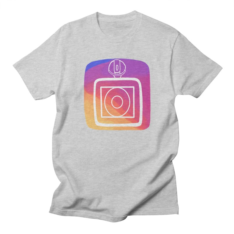 VXstagram Men's Regular T-Shirt by Sonyvx1000's Artist Shop