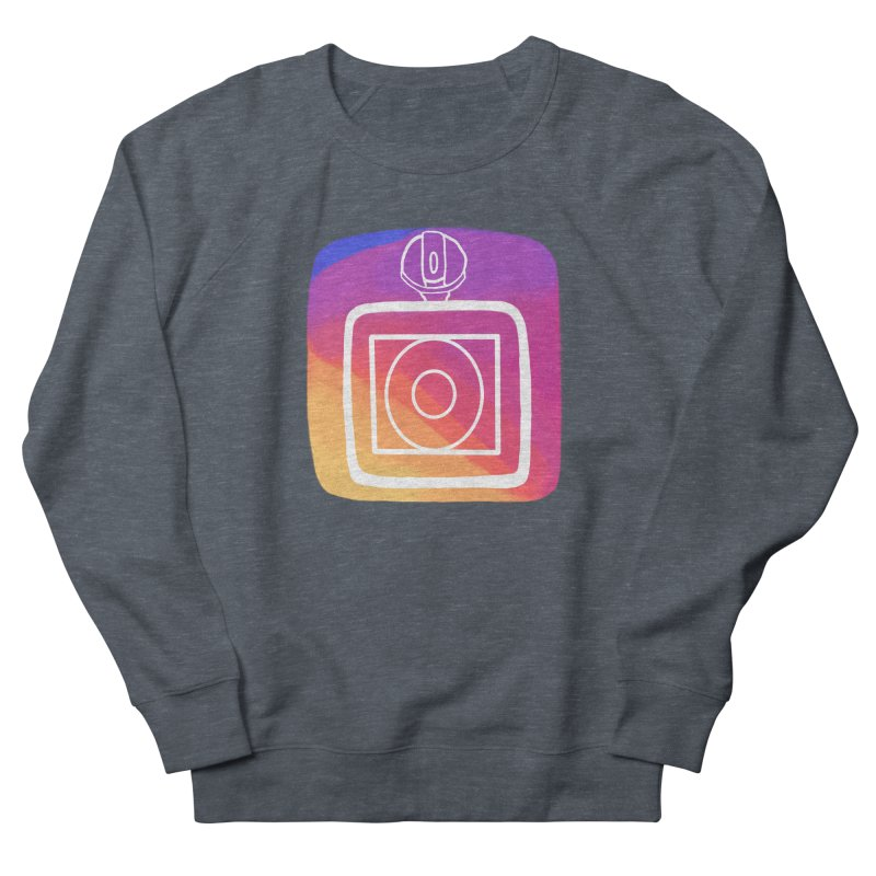 VXstagram Men's Sweatshirt by Sonyvx1000's Artist Shop