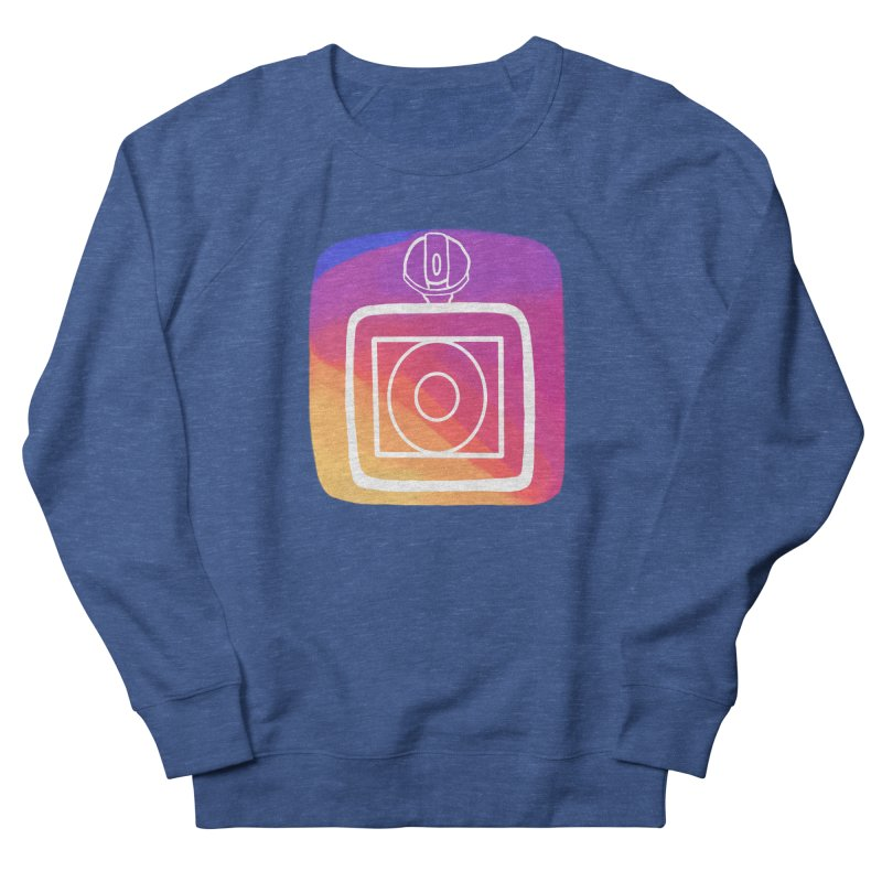 VXstagram Men's French Terry Sweatshirt by Sonyvx1000's Artist Shop
