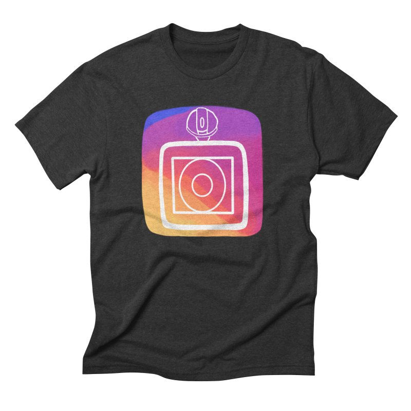 VXstagram Men's Triblend T-Shirt by Sonyvx1000's Artist Shop