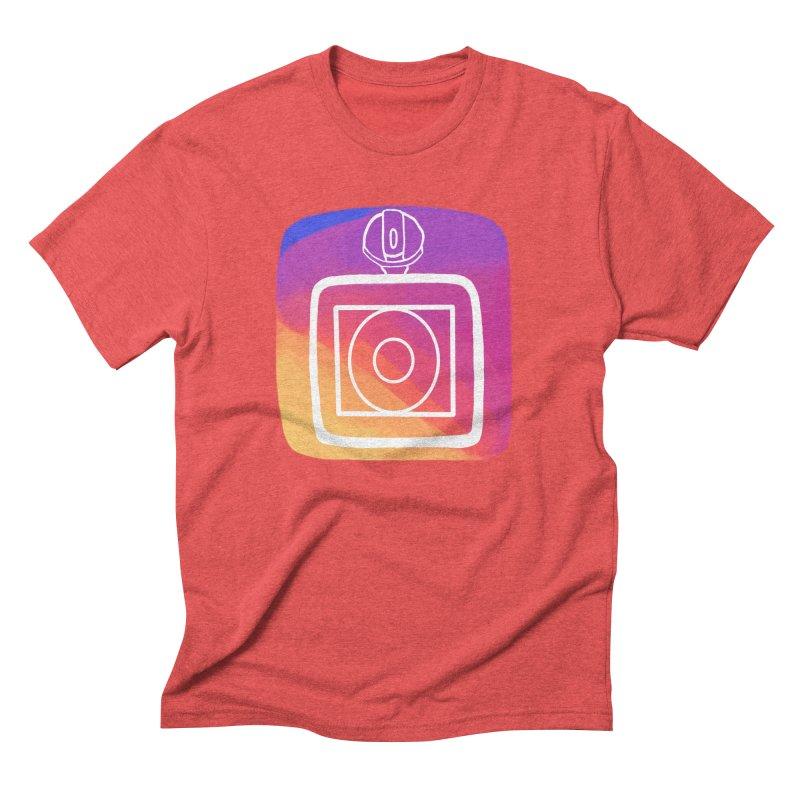 VXstagram Men's Triblend T-Shirt by Sonyvx1000's Artist Shop