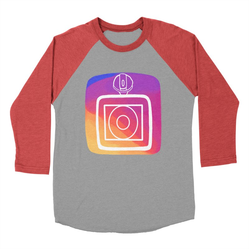 VXstagram Women's Baseball Triblend Longsleeve T-Shirt by Sonyvx1000's Artist Shop