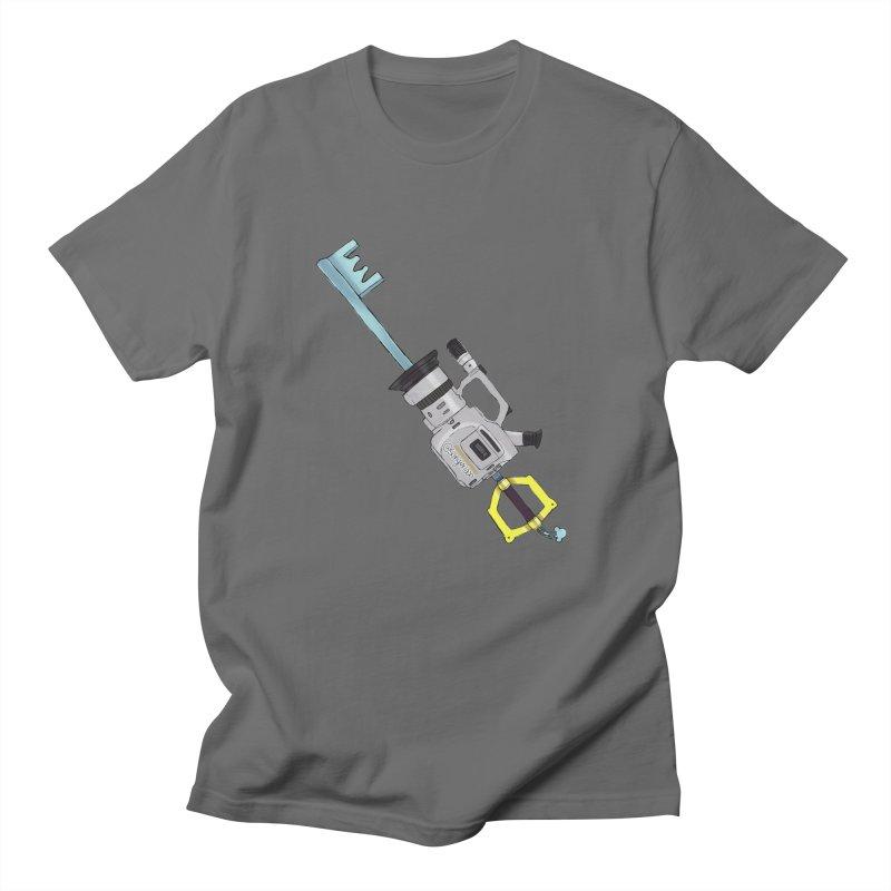 VX Keyblade Men's T-Shirt by Sonyvx1000's Artist Shop