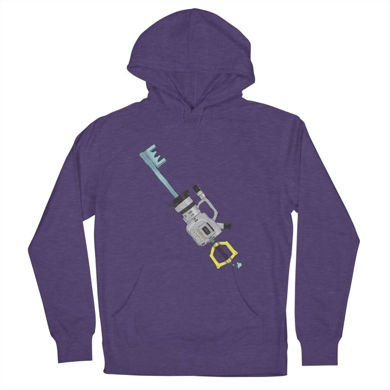 VX Keyblade Women's French Terry Pullover Hoody by Sonyvx1000's Artist Shop