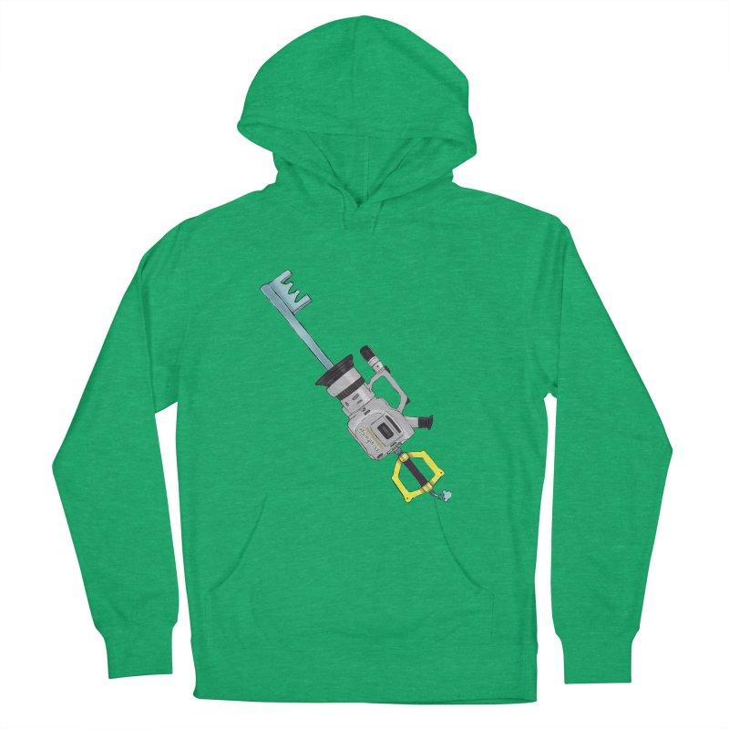 VX Keyblade Men's Pullover Hoody by Sonyvx1000's Artist Shop
