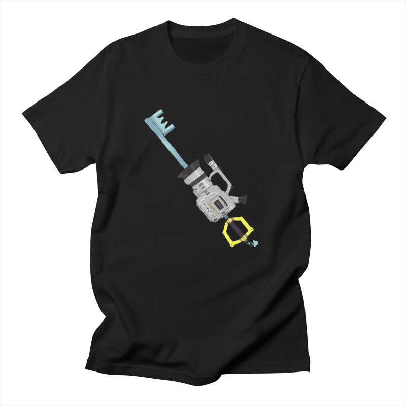 VX Keyblade Men's T-Shirt by Sonyvx1000's Artist Shop