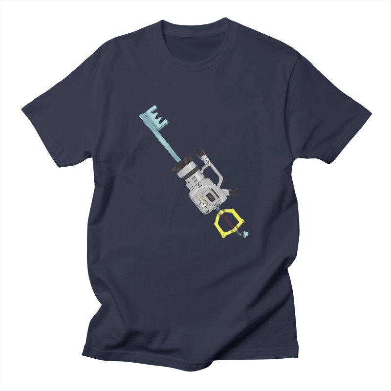 VX Keyblade Women's Regular Unisex T-Shirt by Sonyvx1000's Artist Shop