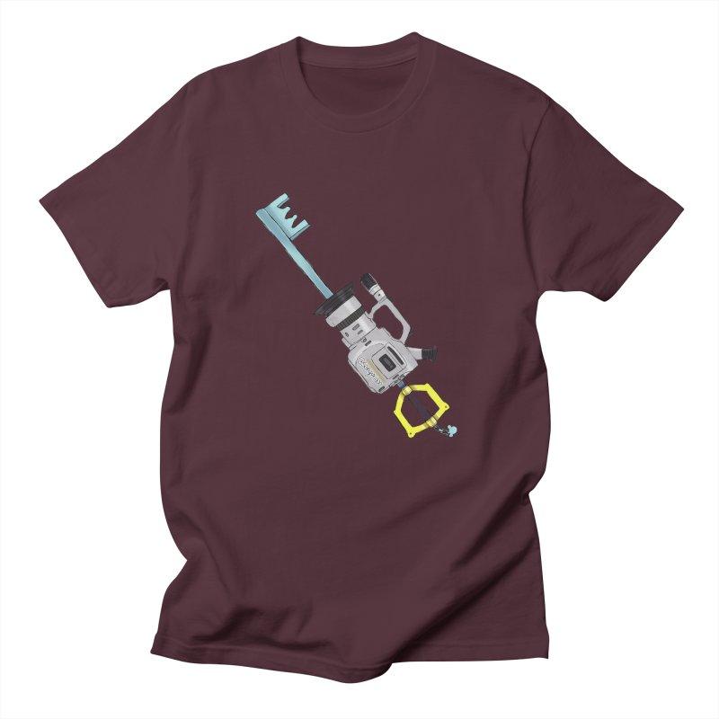 VX Keyblade Men's Regular T-Shirt by Sonyvx1000's Artist Shop