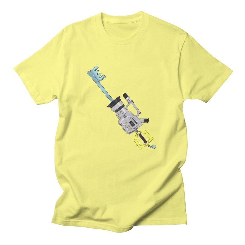 VX Keyblade Women's Unisex T-Shirt by Sonyvx1000's Artist Shop