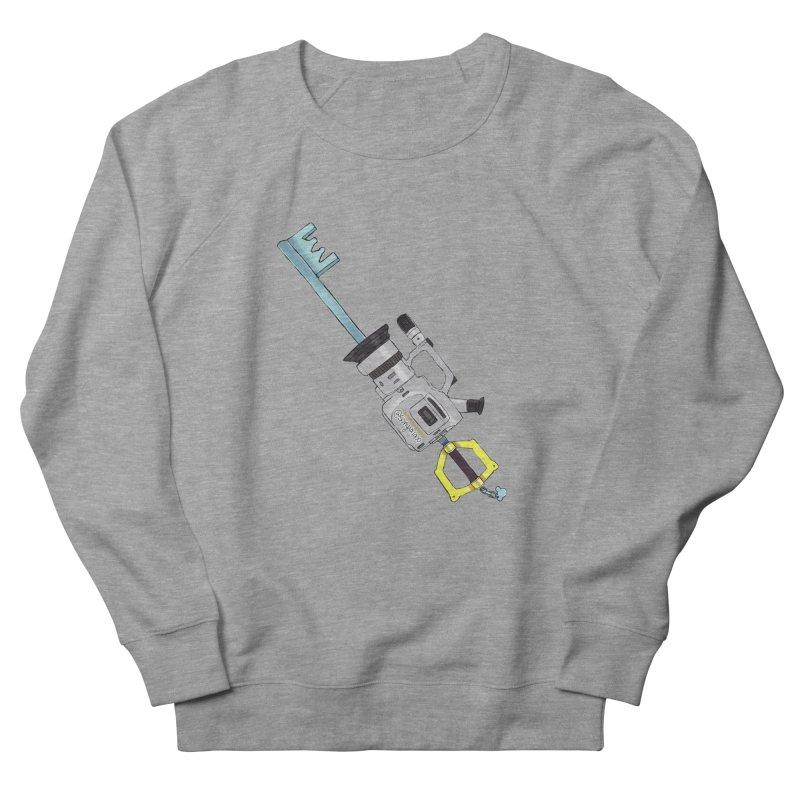 VX Keyblade Women's Sweatshirt by Sonyvx1000's Artist Shop