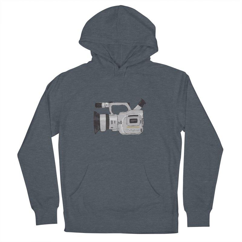 Minimalist VX Men's Pullover Hoody by Sonyvx1000's Artist Shop