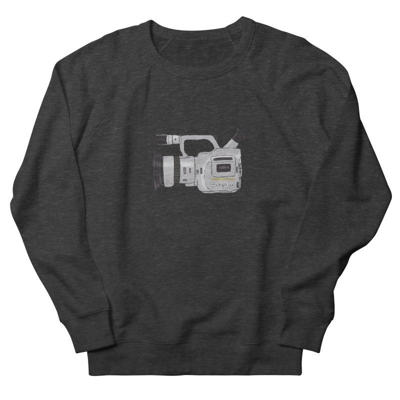 Minimalist VX Men's Sweatshirt by Sonyvx1000's Artist Shop