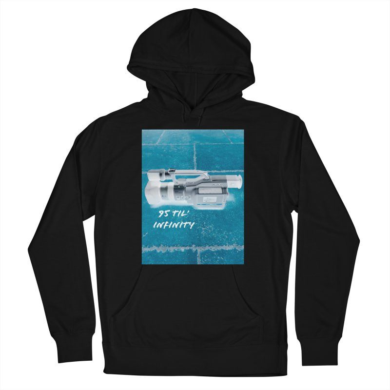 95 Til' Men's French Terry Pullover Hoody by Sonyvx1000's Artist Shop