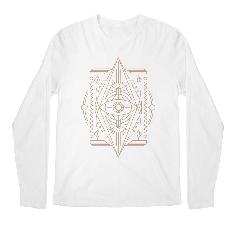 An Eye for an Eye for an Eye Men's Longsleeve T-Shirt by Sophiachan's Artist Shop