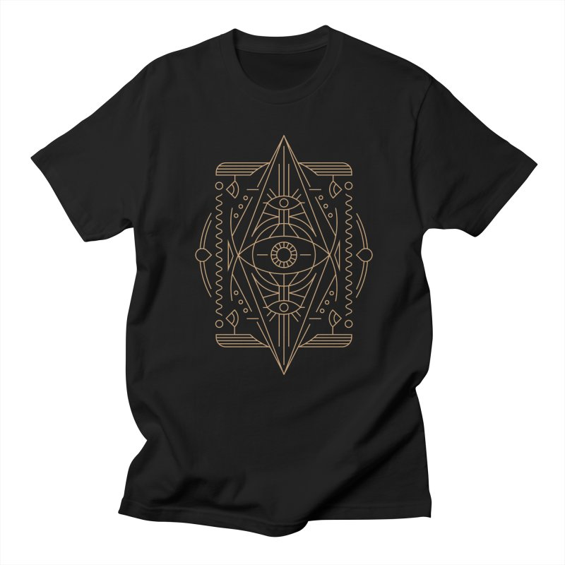 An Eye for an Eye for an Eye Men's T-shirt by Sophiachan's Artist Shop