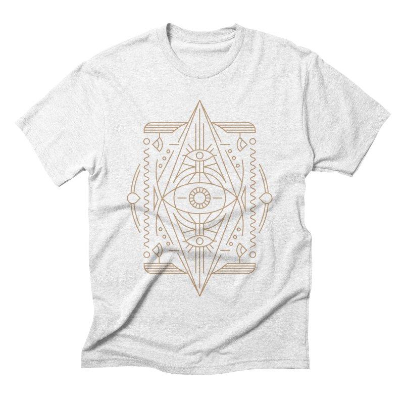 An Eye for an Eye for an Eye Men's Triblend T-shirt by Sophiachan's Artist Shop