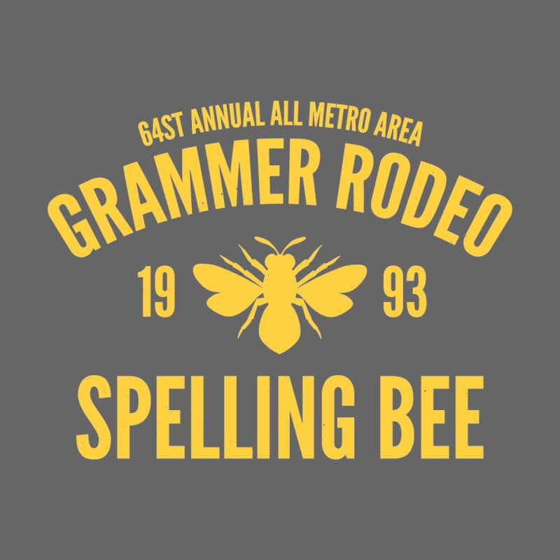 Ironic Grammar Rodeo by Sorolo's Artist Shop