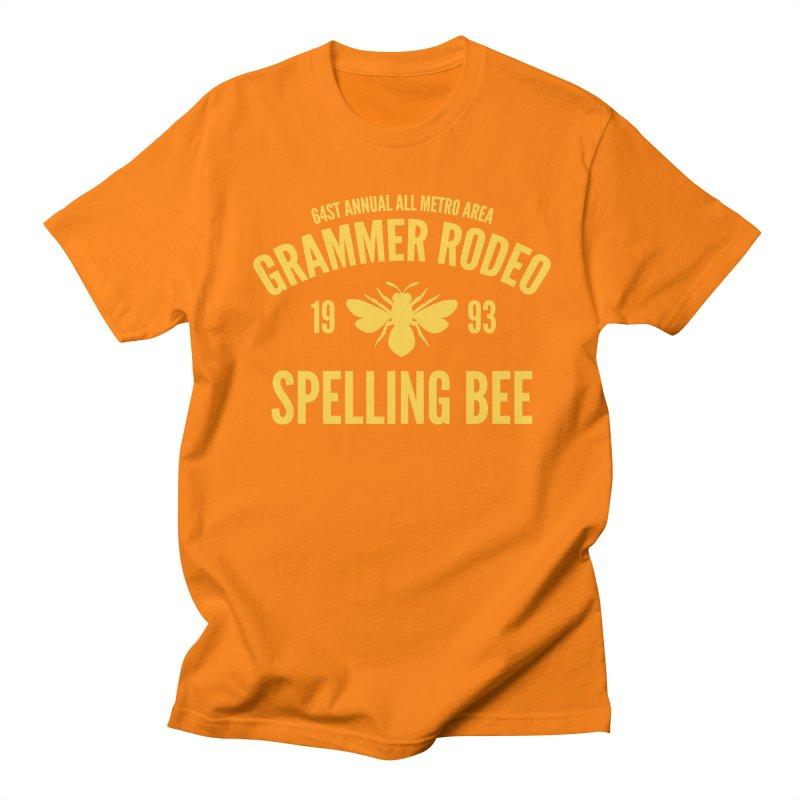 Ironic Grammar Rodeo Women's Unisex T-Shirt by Sorolo's Artist Shop