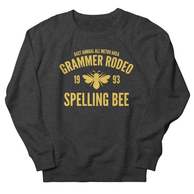 Ironic Grammar Rodeo Women's Sweatshirt by Sorolo's Artist Shop