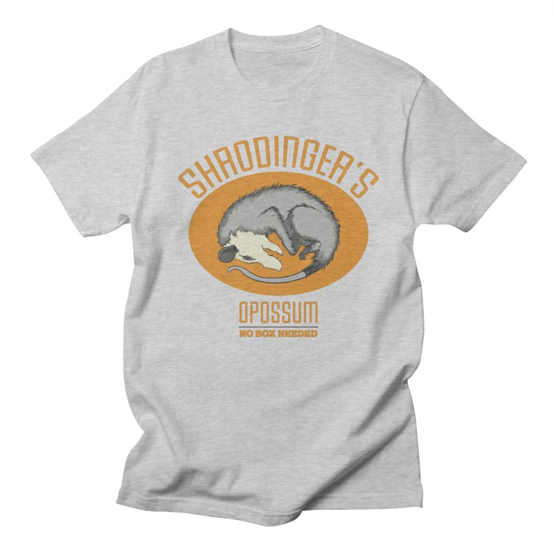 Schrodinger's Opossum Women's Unisex T-Shirt by Sorolo's Artist Shop