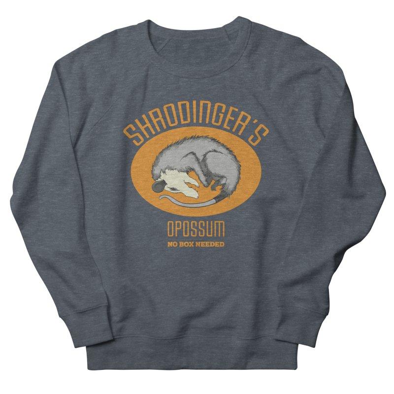 Schrodinger's Opossum Women's Sweatshirt by Sorolo's Artist Shop
