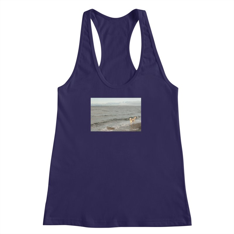 Beach Women's Racerback Tank by Soulstone's Artist Shop