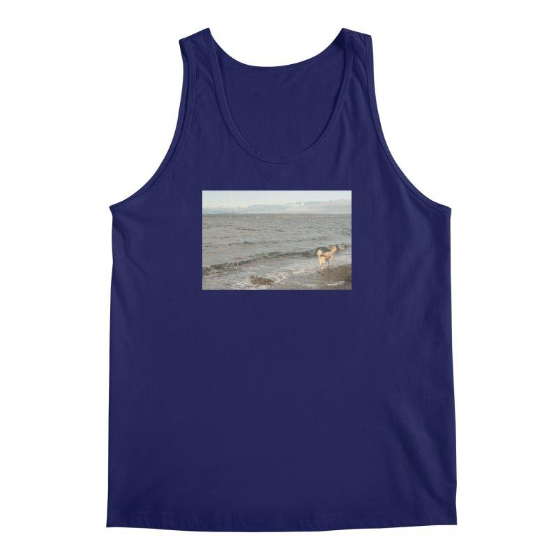 Beach Men's Tank by Soulstone's Artist Shop