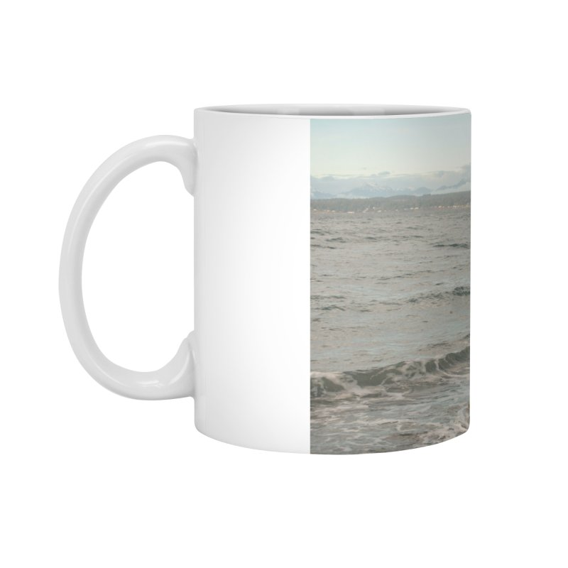 Beach Accessories Mug by Soulstone's Artist Shop