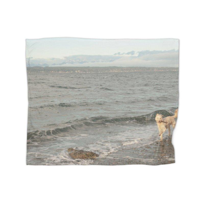 Beach Home Blanket by Soulstone's Artist Shop