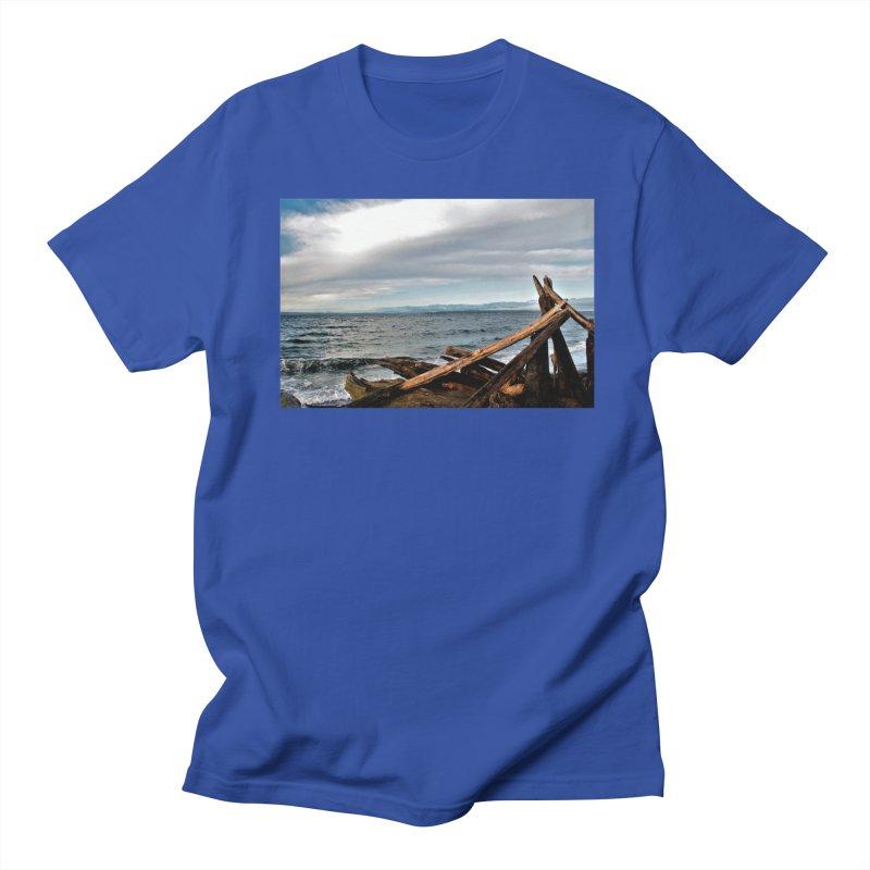 Beach 2 Men's T-shirt by Soulstone's Artist Shop