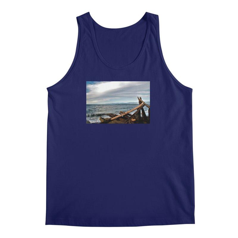 Beach 2 Men's Tank by Soulstone's Artist Shop