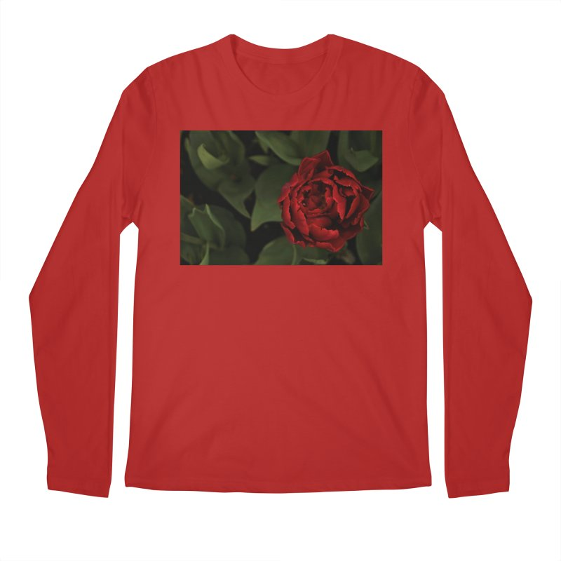 Rose Men's Longsleeve T-Shirt by Soulstone's Artist Shop