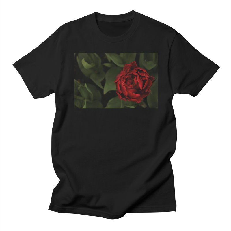 Rose Men's T-Shirt by Soulstone's Artist Shop