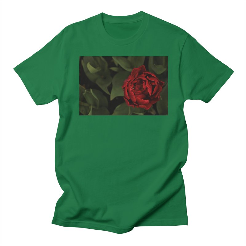 Rose Men's T-Shirt by Soulstone's Artist Shop
