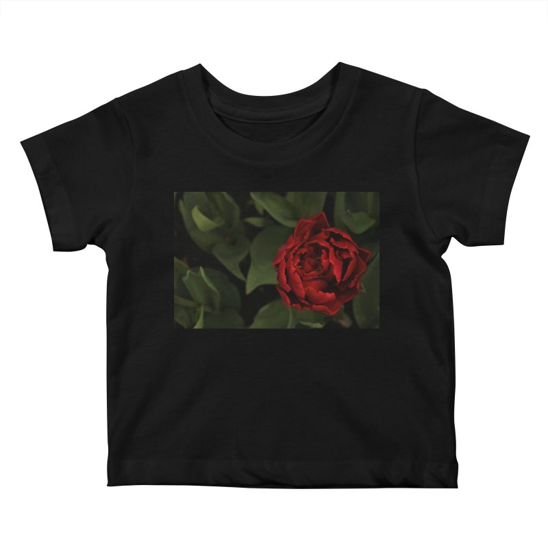 Rose Kids Baby T-Shirt by Soulstone's Artist Shop
