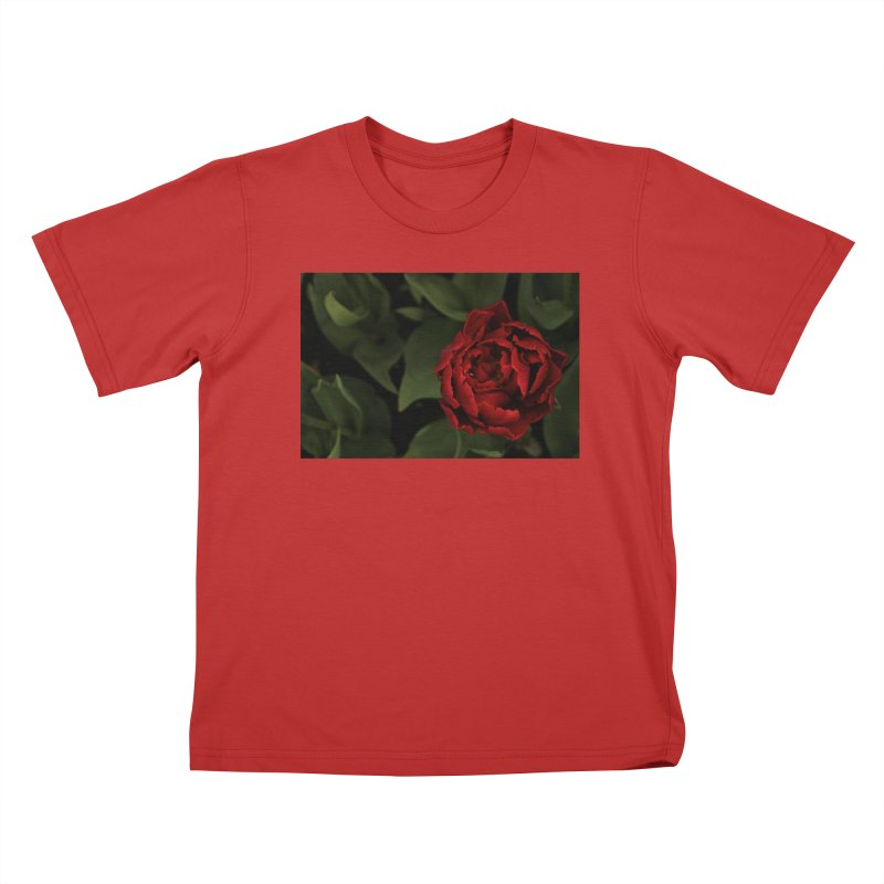Rose Kids T-Shirt by Soulstone's Artist Shop