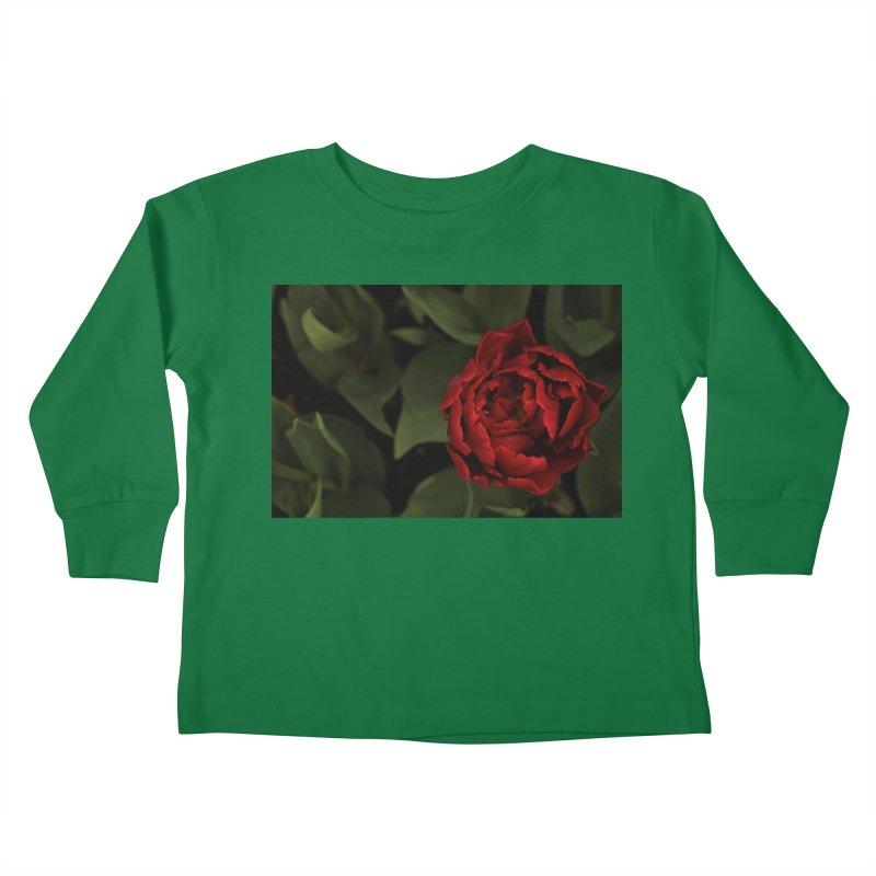 Rose Kids Toddler Longsleeve T-Shirt by Soulstone's Artist Shop