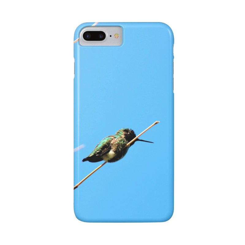 Hummingbird Accessories Phone Case by Soulstone's Artist Shop
