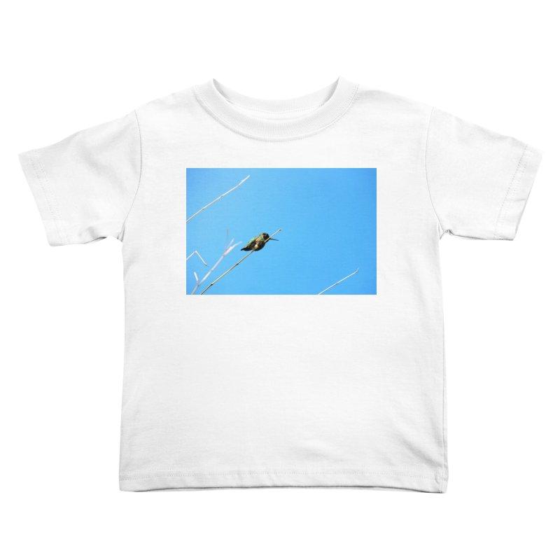 Hummingbird Kids Toddler T-Shirt by Soulstone's Artist Shop