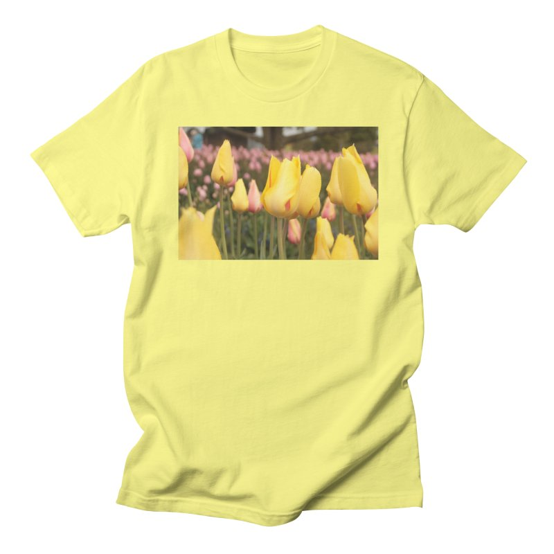 Yellow Tulips   by Soulstone's Artist Shop