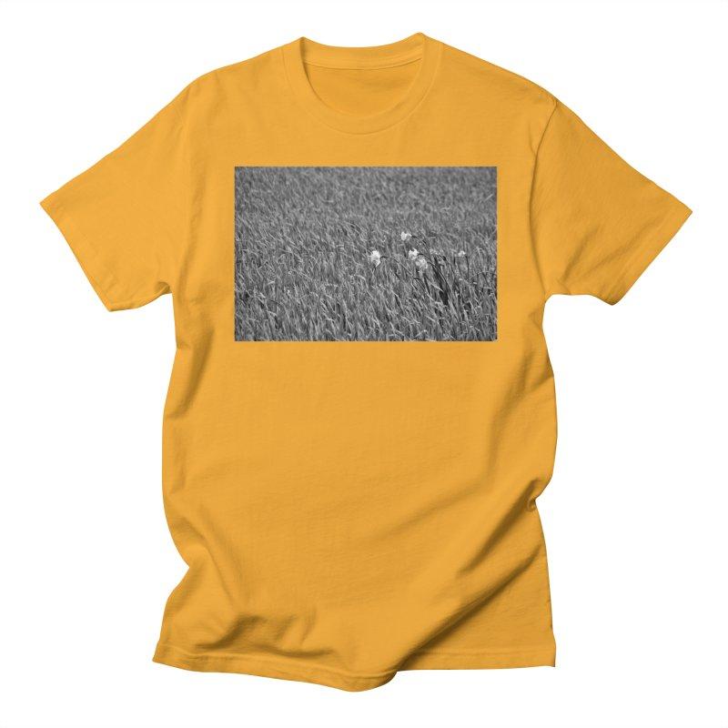 Grayscale field Women's Unisex T-Shirt by Soulstone's Artist Shop