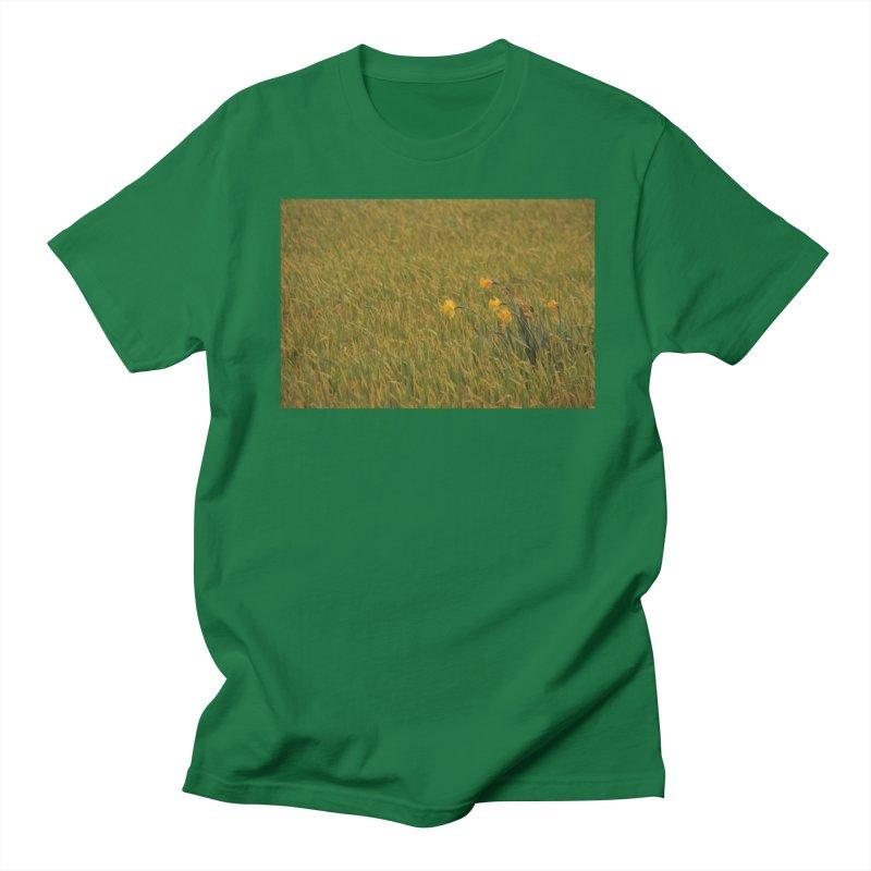 Field Men's T-shirt by Soulstone's Artist Shop