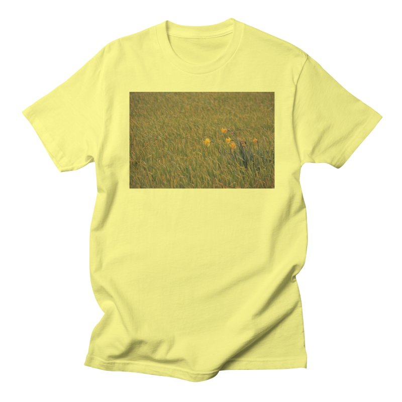 Field Men's T-Shirt by Soulstone's Artist Shop