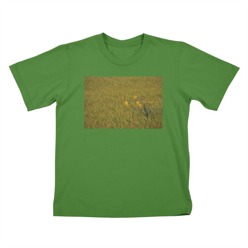 Field Kids T-shirt by Soulstone's Artist Shop