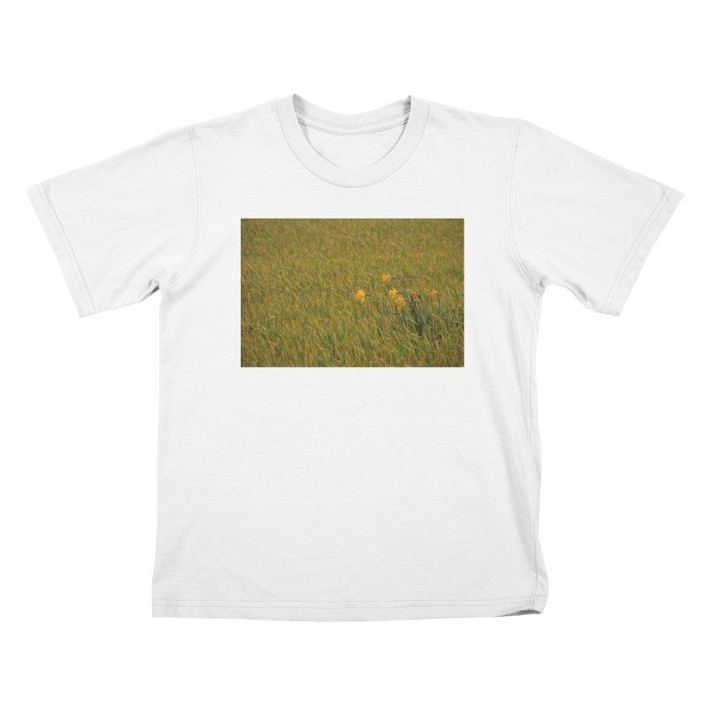 Field Kids T-Shirt by Soulstone's Artist Shop