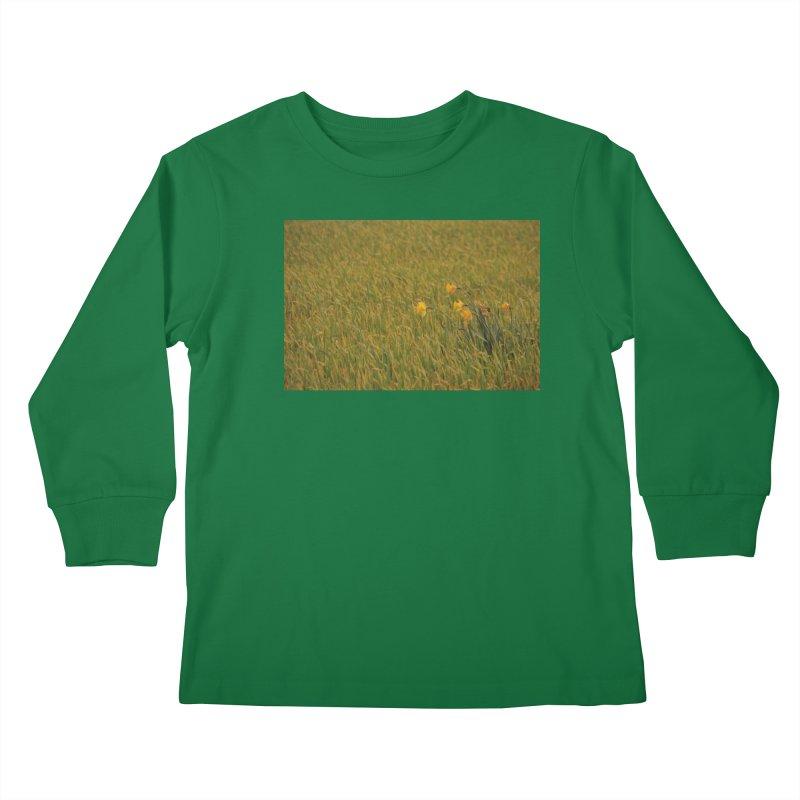 Field Kids Longsleeve T-Shirt by Soulstone's Artist Shop