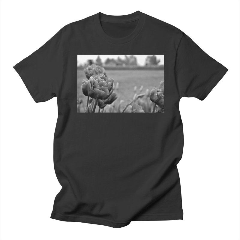Pink grayscale Men's T-shirt by Soulstone's Artist Shop