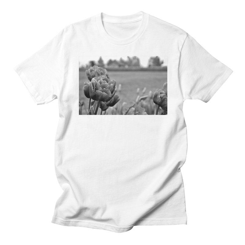 Pink grayscale Men's T-shirt by Soulstone's Artist Shop